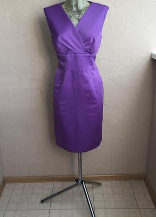 Красивое сиреневое платье pepperberry