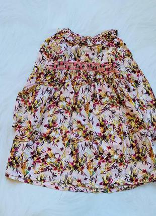 I love next   стильное платье на девочку  3-4 года