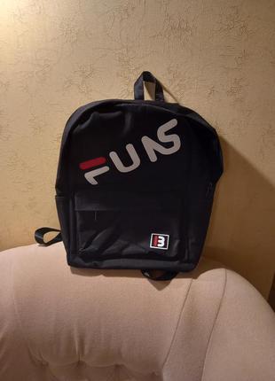 Большой вместительный рюкзак