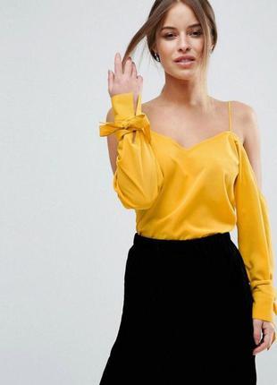 Оригинальная блуза от asos большой размер