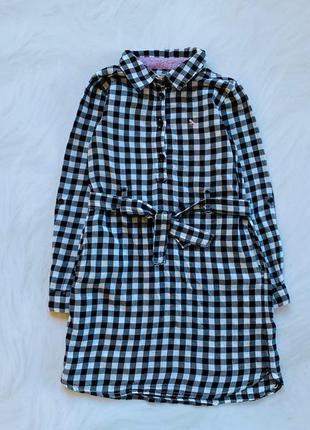 H&m стильное платье на девочку 5-6 лет