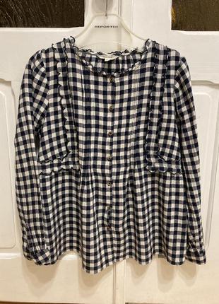 Фланелева сорочка