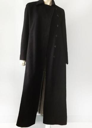 Красивейшее длинное (136 см) кашемировое пальто (100%) премиум  бренда strenesse германия