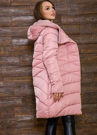 Деммі куртки с капюшоном удлинённая пудра стеганое пальто 3 - цвета-xs s m l xl