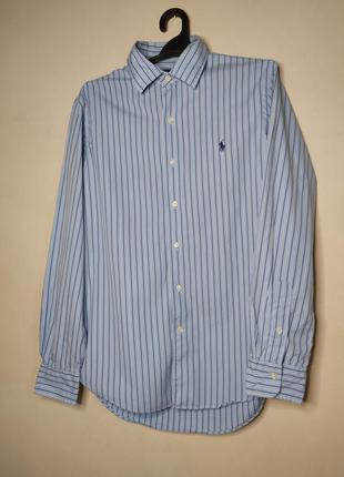 Хлопковая брендовая рубашка