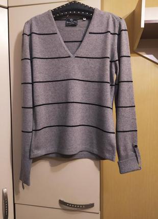 Новый свитер тёплый кашемир