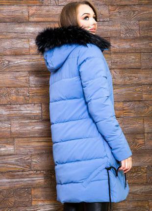 Очень красивая модель куртки 4 цвета удлинённая-s m. l xl