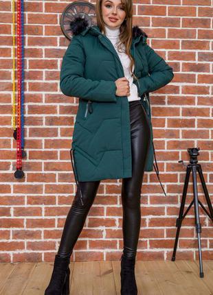 Шикарные удлинённые куртки цвета с капюшоном- s m