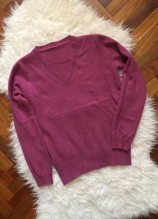 Кашеміровий светр. 100% кашемир