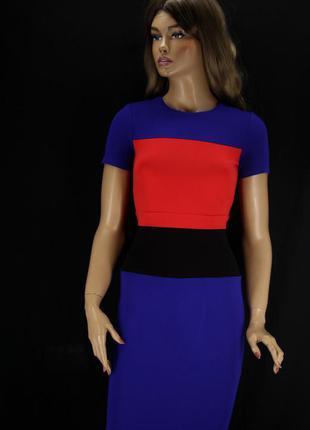 Стильное платье french connection. размер uk8eur36.