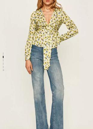 Шикарная блузка кофта guess с новых коллекций