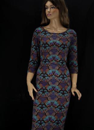Красивое платье sans souci  с узором.
