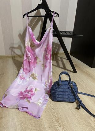 Сліпдрес, слипдрес, платье в бельевом стиле, сукня, сарафан