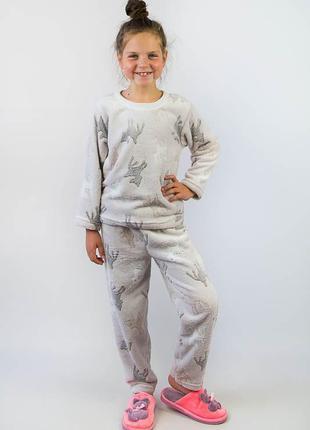 Пижама для девочки 104-134
