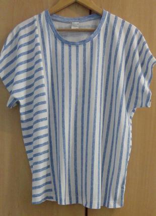 Супер  футболка блузка хлопок германия