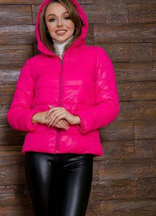Тренд цвета мега крутая , стильная короткая курточка - xs s