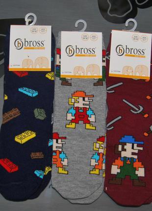 Демисезонные носки 5-7 лет bross бросс лего