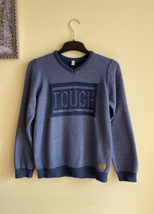 Чудовий джемпер, светр на хлопчика 10-12 р. esprit