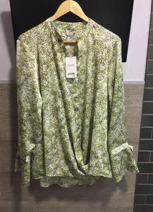 Блузка с запахом ❤️❤️