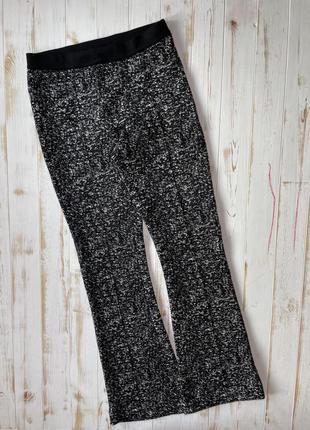 Шикарные шерстяные плотные штаны claudia strater❤️