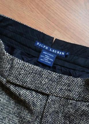 Стильные брюки штаны шерсть