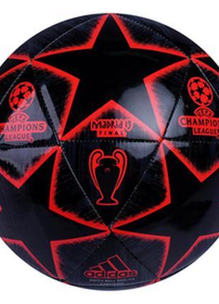 Мяч футбольный adidas finale 19 madrid capitano dn8679
