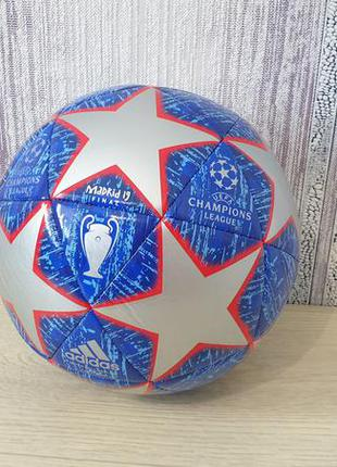 Мяч футбольный adidas finale 19 top capitano dn8678