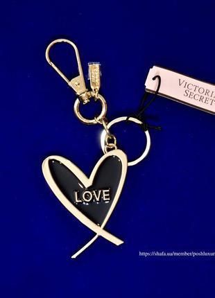 Victoria's secret. брелок викториас сикрет (виктория сикрет), украшение на сумку