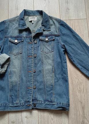 Куртка джинсова brave soul s-m