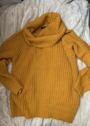 Тёпленький свитер