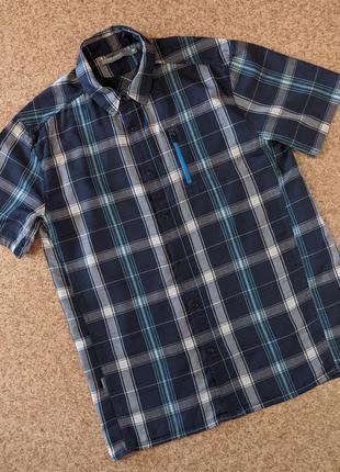 Трекинговая рубашка icebreaker merino wool