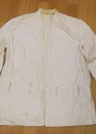 Кимоно куртка борцовская