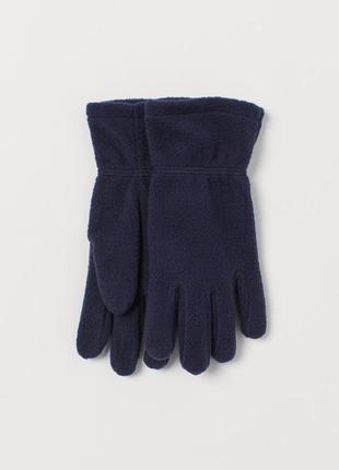 Флисовые перчатки нм