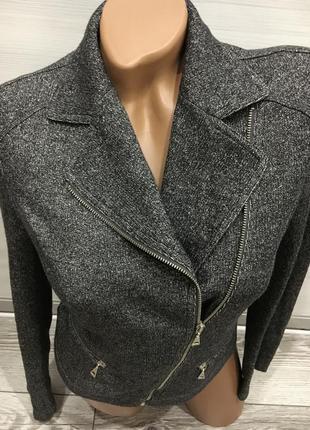 Шикарная курточка-косуха