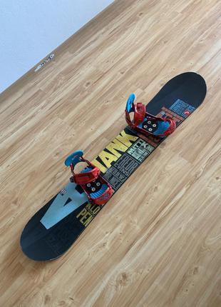 Head сноуборд 155