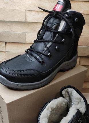 Paolla зимние ботинки