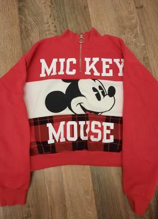 Світшот, худі, кофта mickey mouse