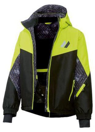 Термо куртка лижня зима crivit 122-164