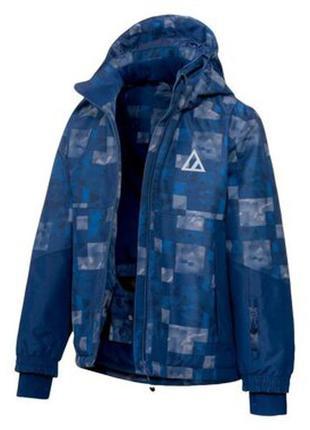 Термо куртка лижня crivit 122-164