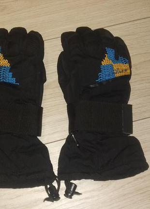 Горнолыжные перчатки obscure