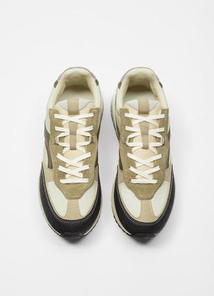 Кроссовки в стиле ретро zara💥