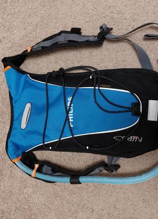 Велорюкзак, рюкзак с гидратором (питьевой системой) outdoor revolution
