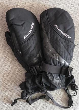 Гірськолижні рукавиці snowlife 'swiss
