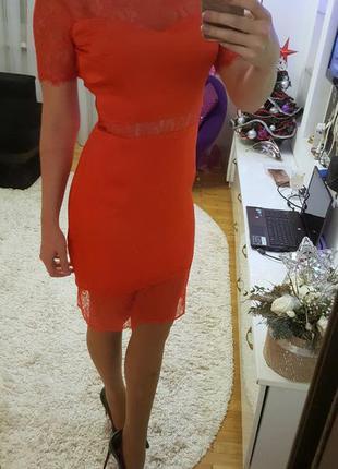 Шикарное новое платье asos с бирками размер м