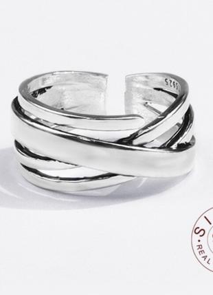 Оригинальное кольцо серебро 925 / большая распродажа!