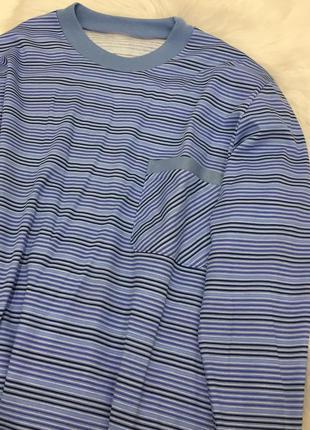 Нова. піжама тепла преміум швейцарія бренду calida switzerland cotton оригінал