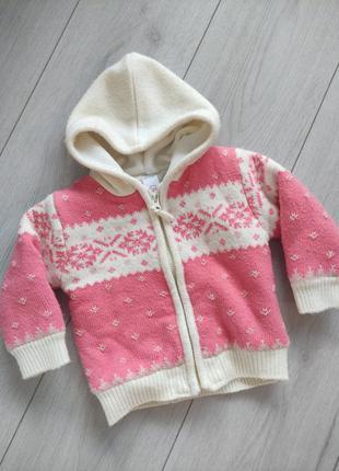 Супер теплий светр