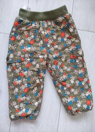 Утеплені штани на флісі