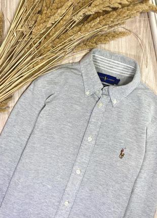Рубашка polo ralph lauren🏇