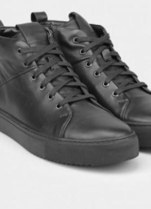 Шкіряні (натуральна шкіра) чоловічі черевики braska.